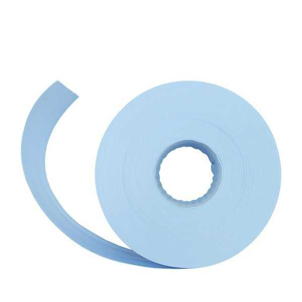 Light Blue Swimming Pool PVC Filter Backwash Hose - 100' x 2' - 1200
